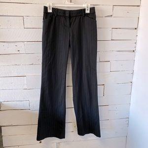 Express Editor Low Rise Wide Leg Dress Pants Size2